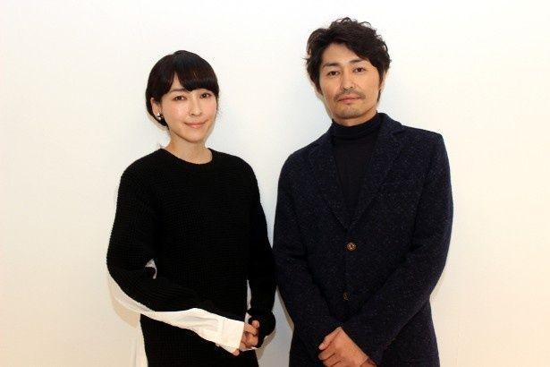 『俳優 亀岡拓次』で共演した安田顕と麻生久美子