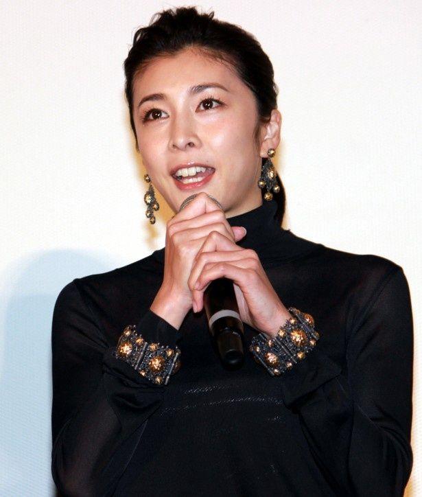 竹内結子、ホラー映画は引退!?
