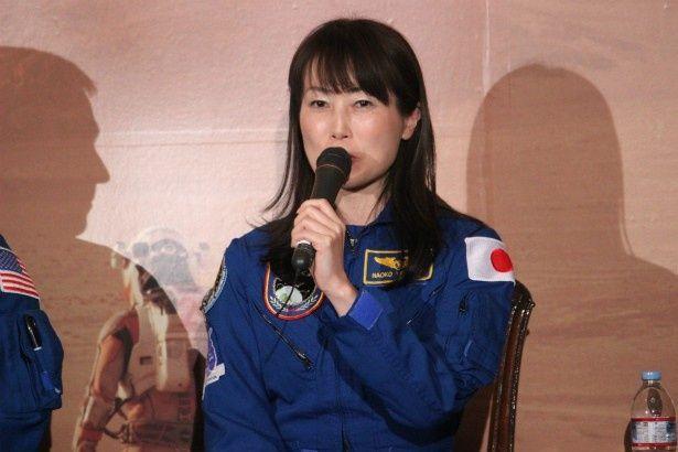 元宇宙飛行士の山崎直子