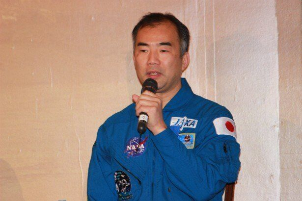 JAXA宇宙飛行士の野口総一