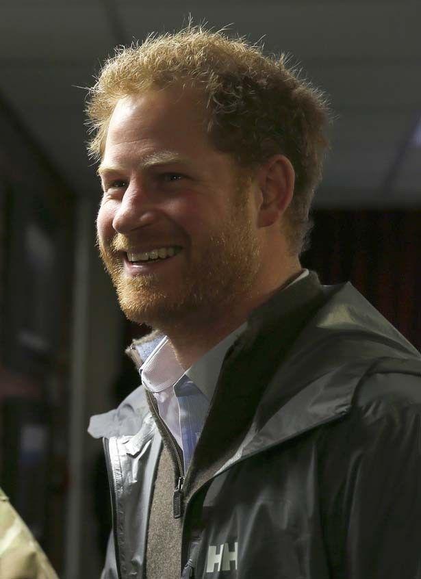 米国の新進女優との交際の噂が浮上しているヘンリー王子