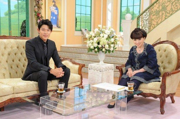2月10日(水)放送の「徹子の部屋」に出演する鈴木亮平