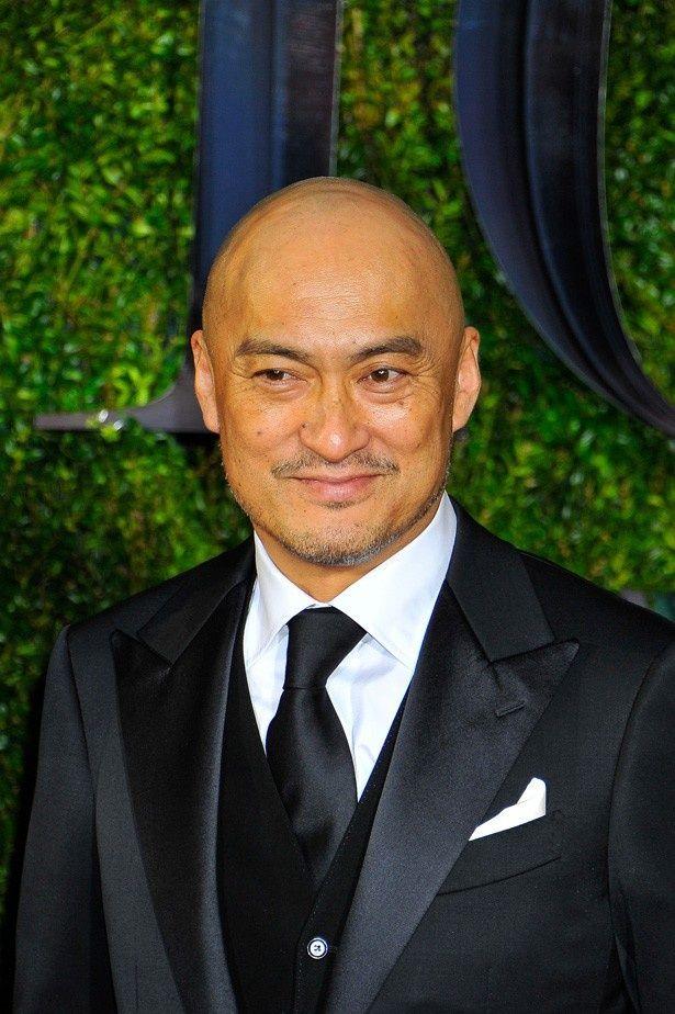 『王様と私』でトニー賞のミュージカル主演男優賞に日本人初ノミネートを果たした渡辺謙