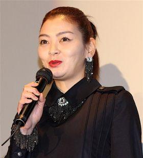 田畑智子、理想の夫婦は「自分の両親」と笑顔!