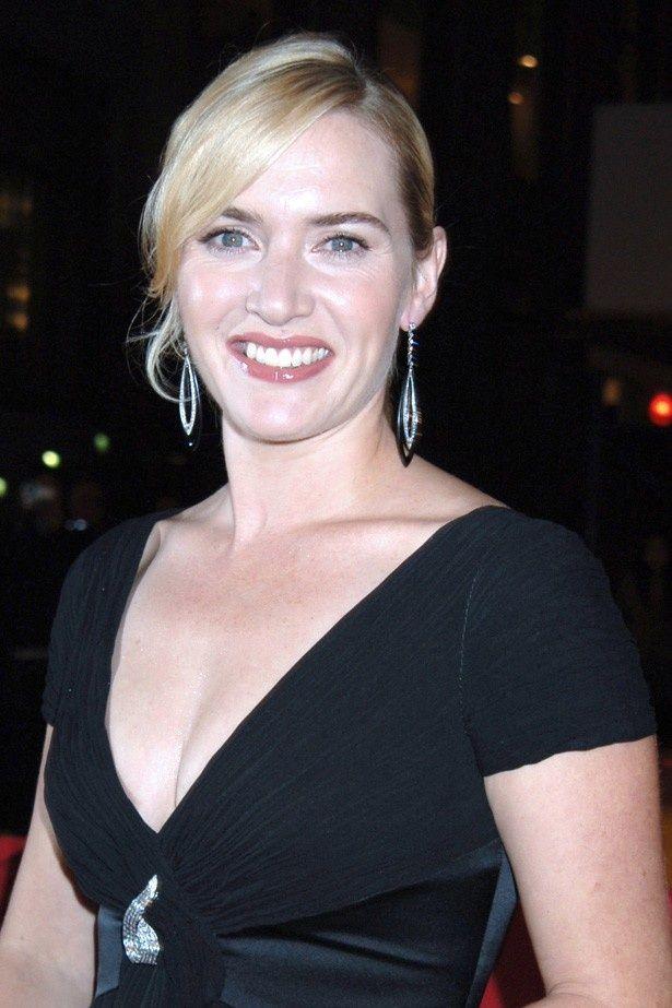 今年は『スティーブ・ジョブズ』でアカデミー賞助演女優賞にノミネートされているケイト・ウィンスレット