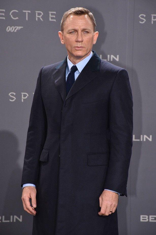 【写真を見る】06年の『007 カジノ・ロワイヤル』以来ボンド役を務め、4作品に主演