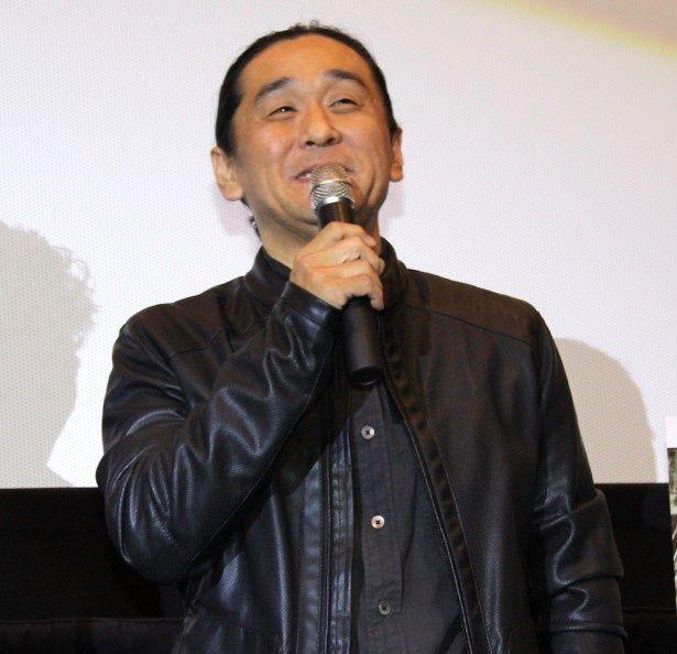メガホンをとった岩木勇一郎監督
