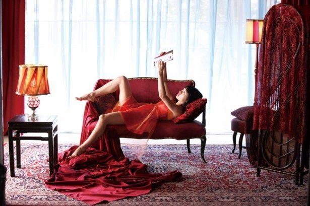21歳にして妖艶な魅力を見せつける二階堂ふみ