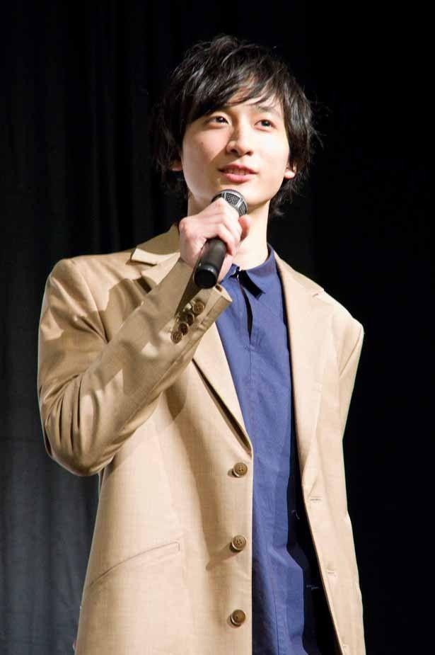 森川と共に主演を務めた小関裕太