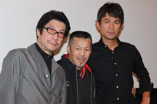 辰吉丈一郎と江口洋介の意外な交流関係が明かされた
