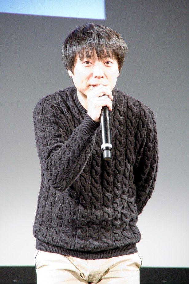メガホンをとった前田弘二監督