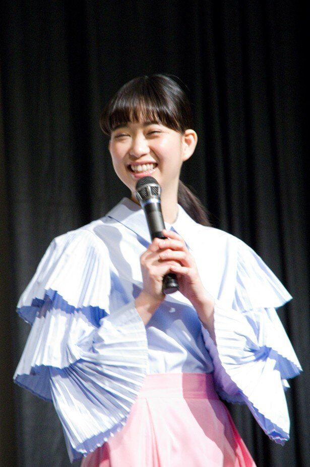 ゆうばり国際ファンタスティック映画祭2016で2度目の登壇をした森川葵