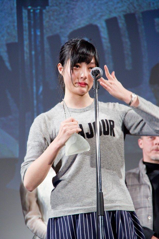 『脱脱脱脱17』で審査員特別賞を受賞した松本花奈監督