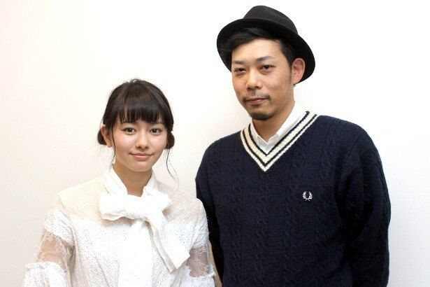 『桜ノ雨』の山本舞香とウエダアツシ監督にインタビュー