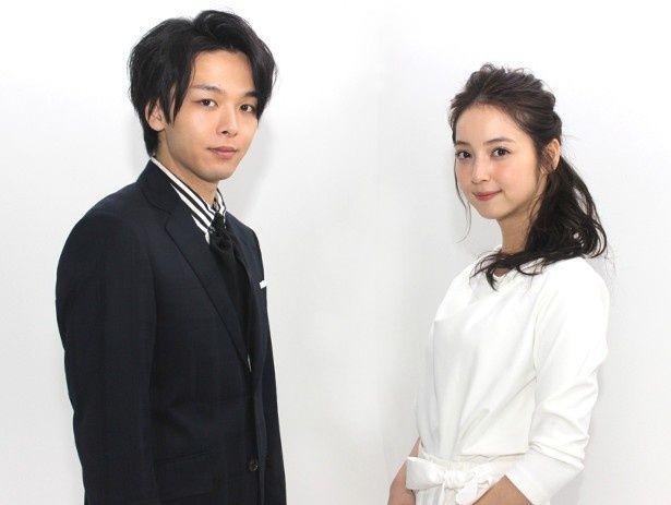 『星ガ丘ワンダーランド』で共演した中村倫也と佐々木希
