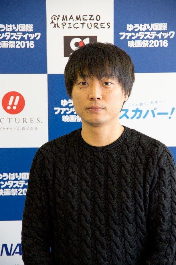 ゆうばり国際ファンタスティック映画祭2016に参加した前田弘二監督にインタビュー