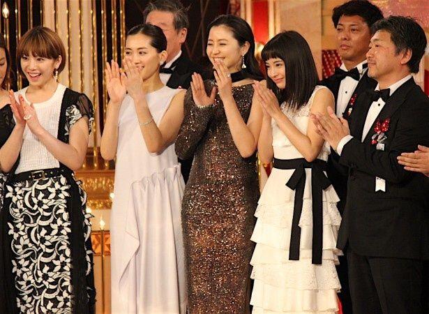 第39回日本アカデミー賞、最優秀作品賞は『海街diary』!