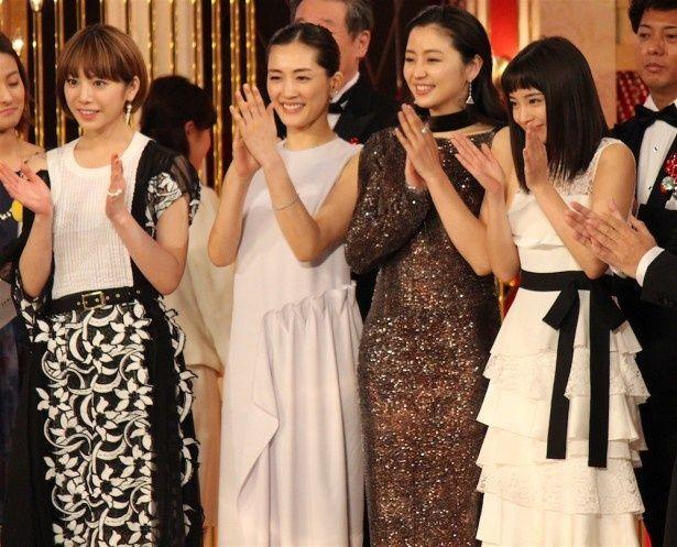 『海街diary』の美しい四姉妹、ファッションでも魅了!