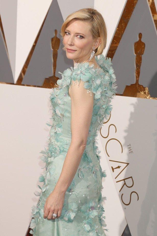 すべてにおいてパーフェクトな評価を得たのはオスカー女優のケイト・ブランシェット