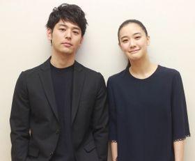 妻夫木聡と蒼井優が、互いに色気をほめ合う!