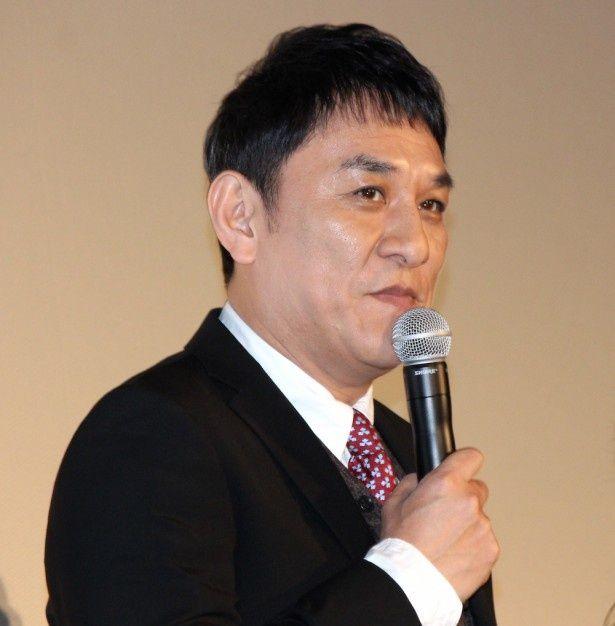 宮川役のピエール瀧