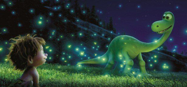 恐竜と人間の交流を描いた『アーロと少年』