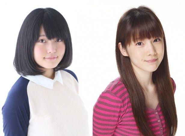 千本木彩花と内田真礼へのインタビューが実現!