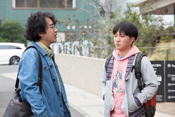 """【写真を見る】ムロツヨシは絶妙な演技で""""キモい先輩""""安藤役に"""