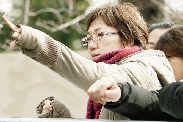 荻上直子監督は「私にとっても、生田(斗真)さんや桐谷(健太)さんにとっても、転機となる作品だと思っています」と明かす