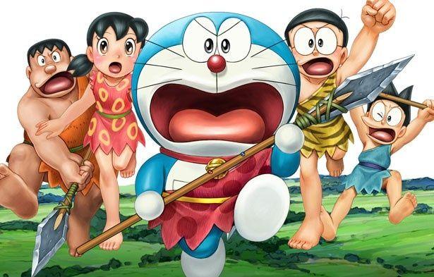 国民的アニメ「ドラえもん」の長編映画シリーズ36作目『映画ドラえもん 新・のび太の日本誕生』