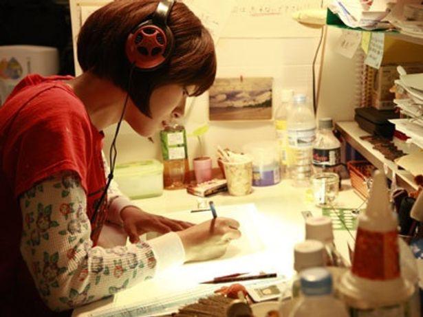 上野樹里は、彼氏にふられたばかりのアニメ動画作家役に挑戦(「HOPE」)