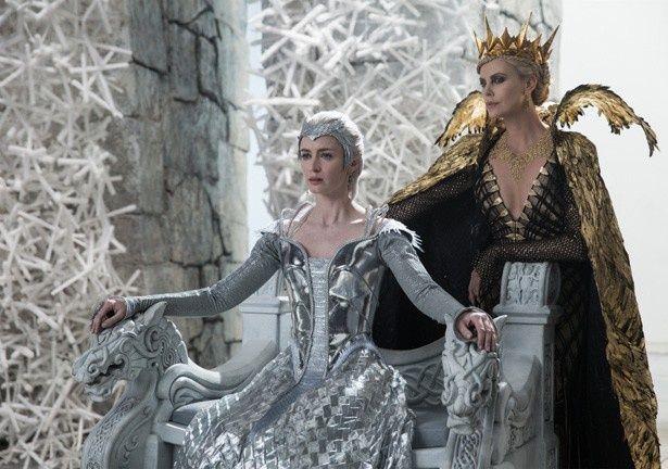 『スノーホワイト/氷の王国』は5月27日(金)より公開