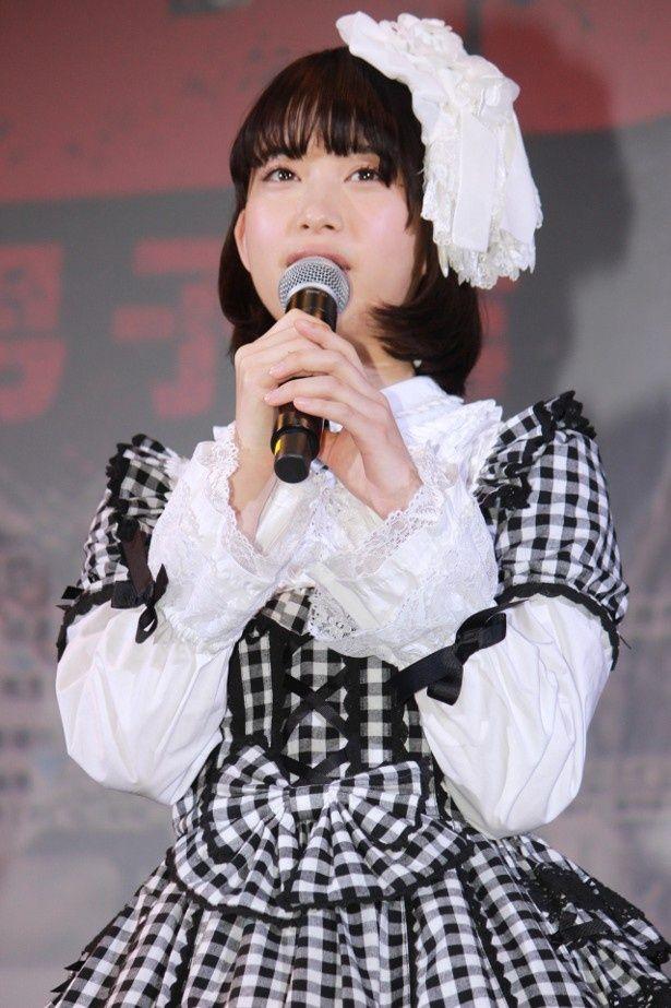 森川葵、小関裕太に「色気がない」と発言