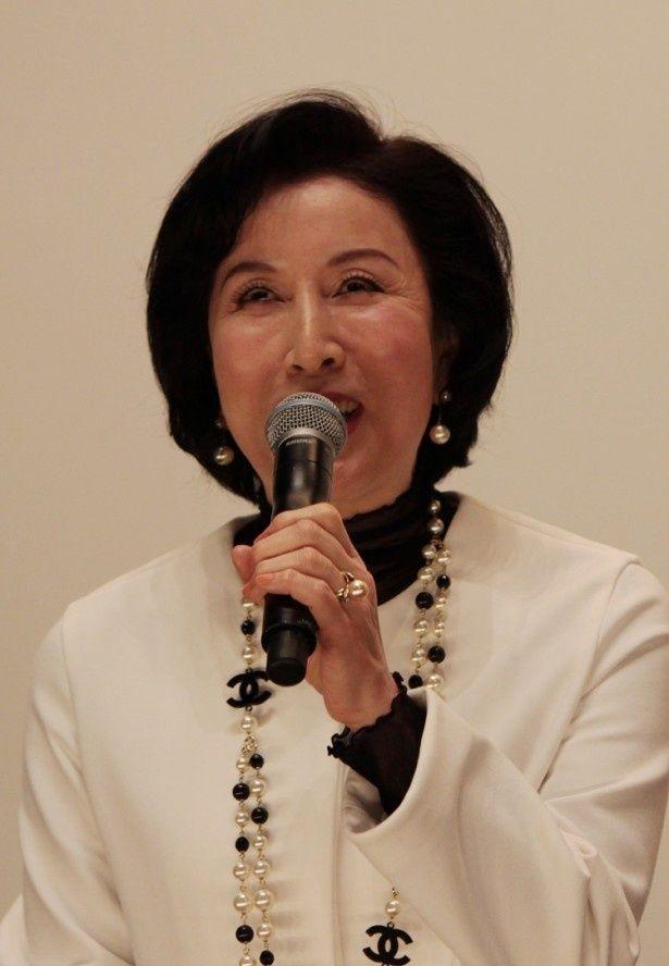 マイティーズが所属していた芸能事務所の社長、峠久美子を演じる高畑淳子