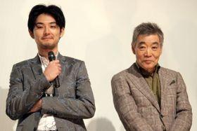 松田龍平、柄本明と親子役「幸せでしたがやりづらかった」
