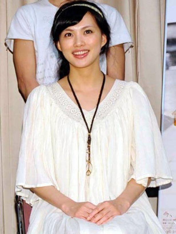 ノーブラ(!?)のマドンナ、オリーブを演じた臼田あさ美