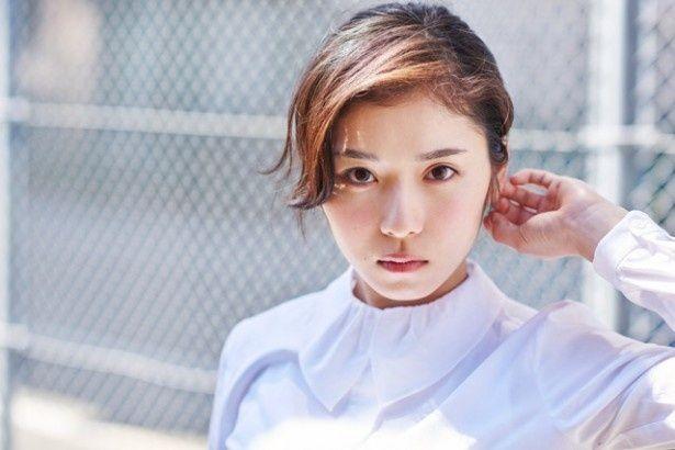 ドラマ「水族館ガール」で主演を務める松岡茉優