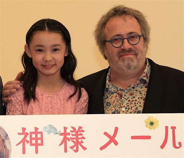 「とと姉ちゃん」ヒロインの少女時代を演じた内田未来が登場!
