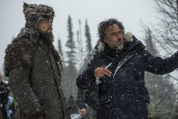 極寒の地で過酷な撮影に挑んだイニャリトゥ監督とレオナルド・ディカプリオ