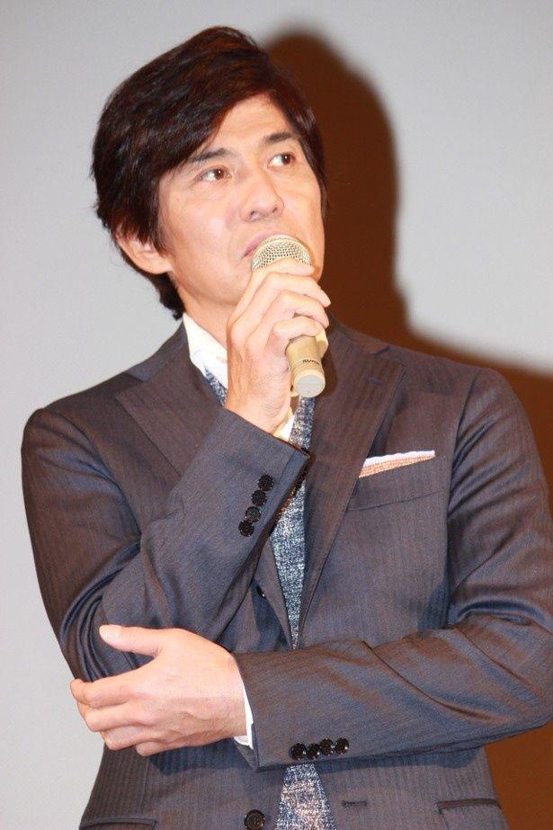 佐藤浩市が自身の俳優人生を振り返った
