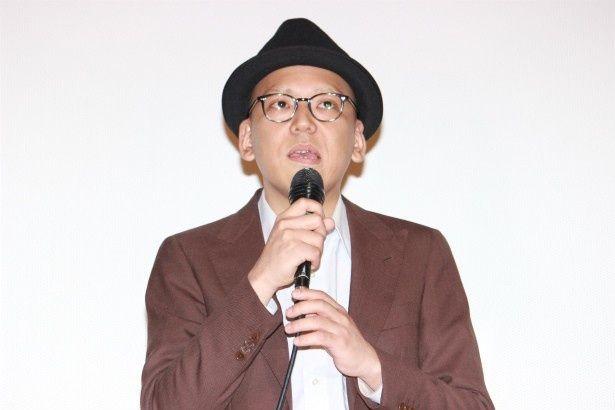 メガホンをとった真利子哲也監督