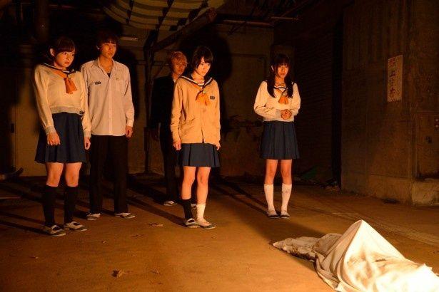 生駒里奈主演映画シリーズ最新作「コープスパーティー Book of Shadows」がクランクイン!