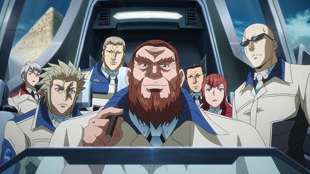 「TERRAFORMARS REVENGE/テラフォーマーズ リベンジ」の第4話「TRIPLE COMBAT~三つ巴~」は、TOKYO MXでは4月22日(金)深夜にオンエア