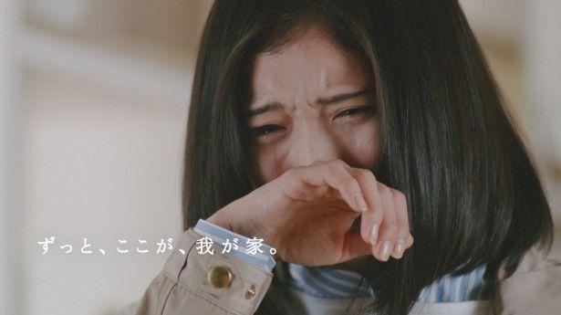 松岡茉優がさすがの号泣演技を披露
