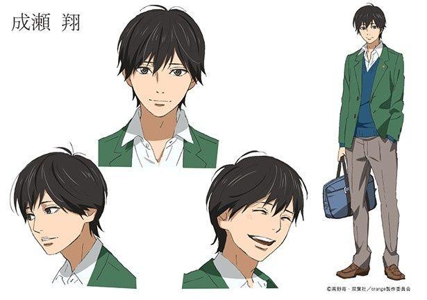 成瀬翔…主人公の菜穂(CV:花澤香菜)が恋をしてしまう転校生。あることが原因で心に闇を抱えている