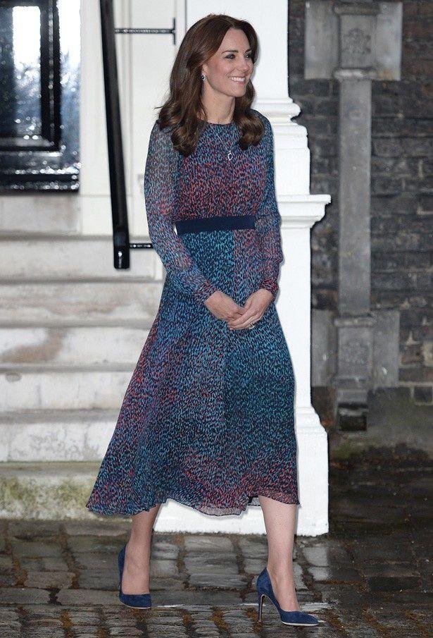キャサリン妃の着ていたドレスがまたも完売