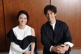 伊藤英明と武井咲『テラフォーマーズ』で共演。パワフルな原作に挑む原動力とは?