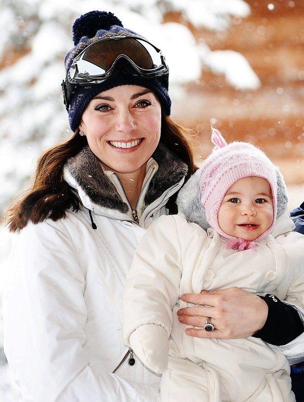 5月2日に2歳の誕生日を迎えるシャーロット王女