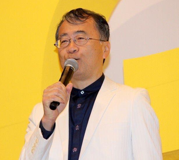 メガホンをとった金子修介監督