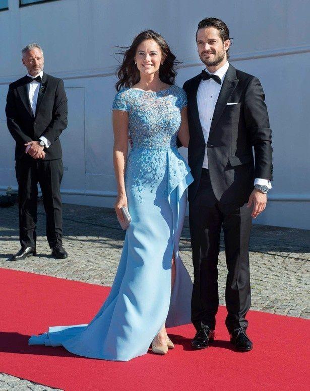 スウェーデンのカール・フィリップ王子とソフィア妃